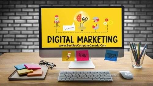 best digital marketing in Ontario canada