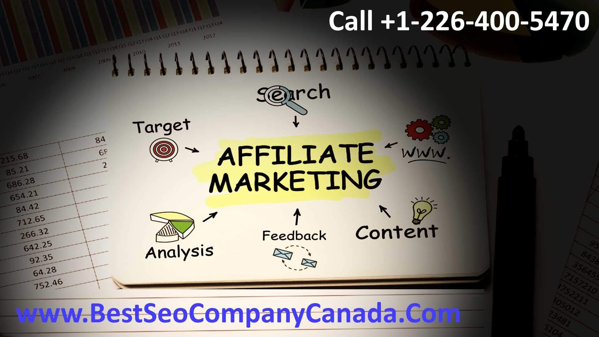 Facebook affiliate marketing in Ontario