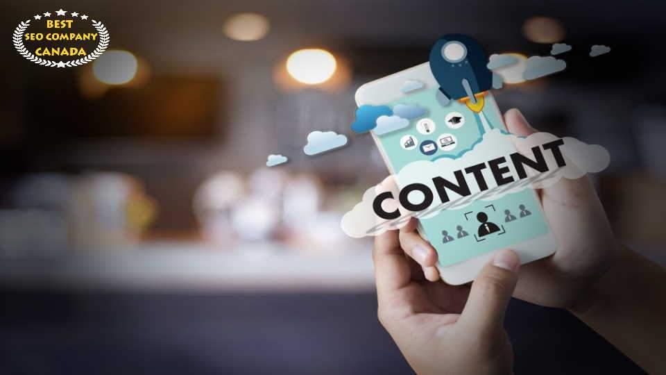 edmonton seo agency content optimization