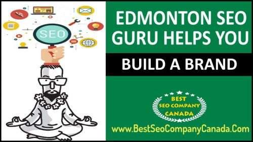 edmonton seo guru HELP you BUILD A BRAND