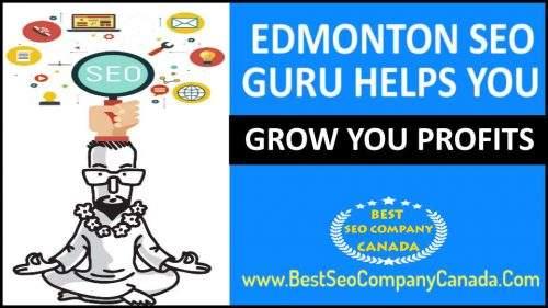 edmonton seo guru HELP you GROW PROFIT