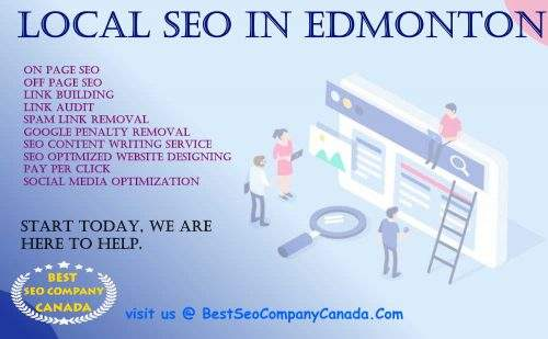 local seo in edmonton