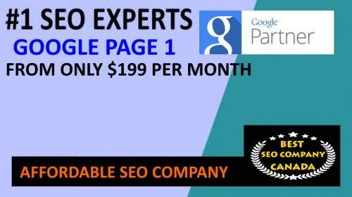 seo by best seo company canada