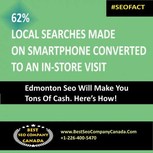 how seo edmonton can help you generate cash and profit