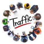 increase web traffic in edmonton
