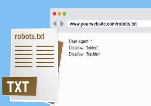 robots.txt-file in your toronto based local site