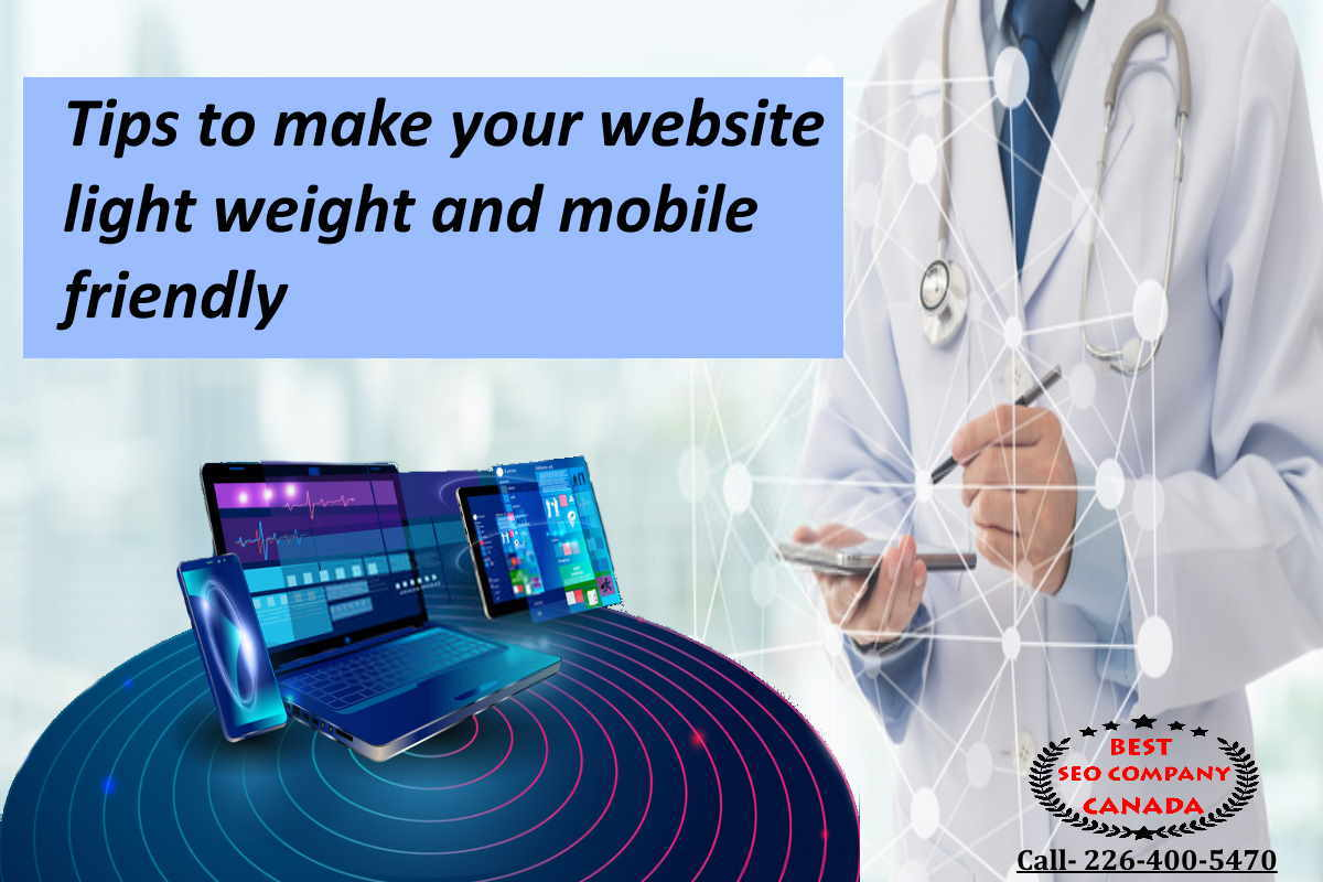 tips to make website mobile friendly