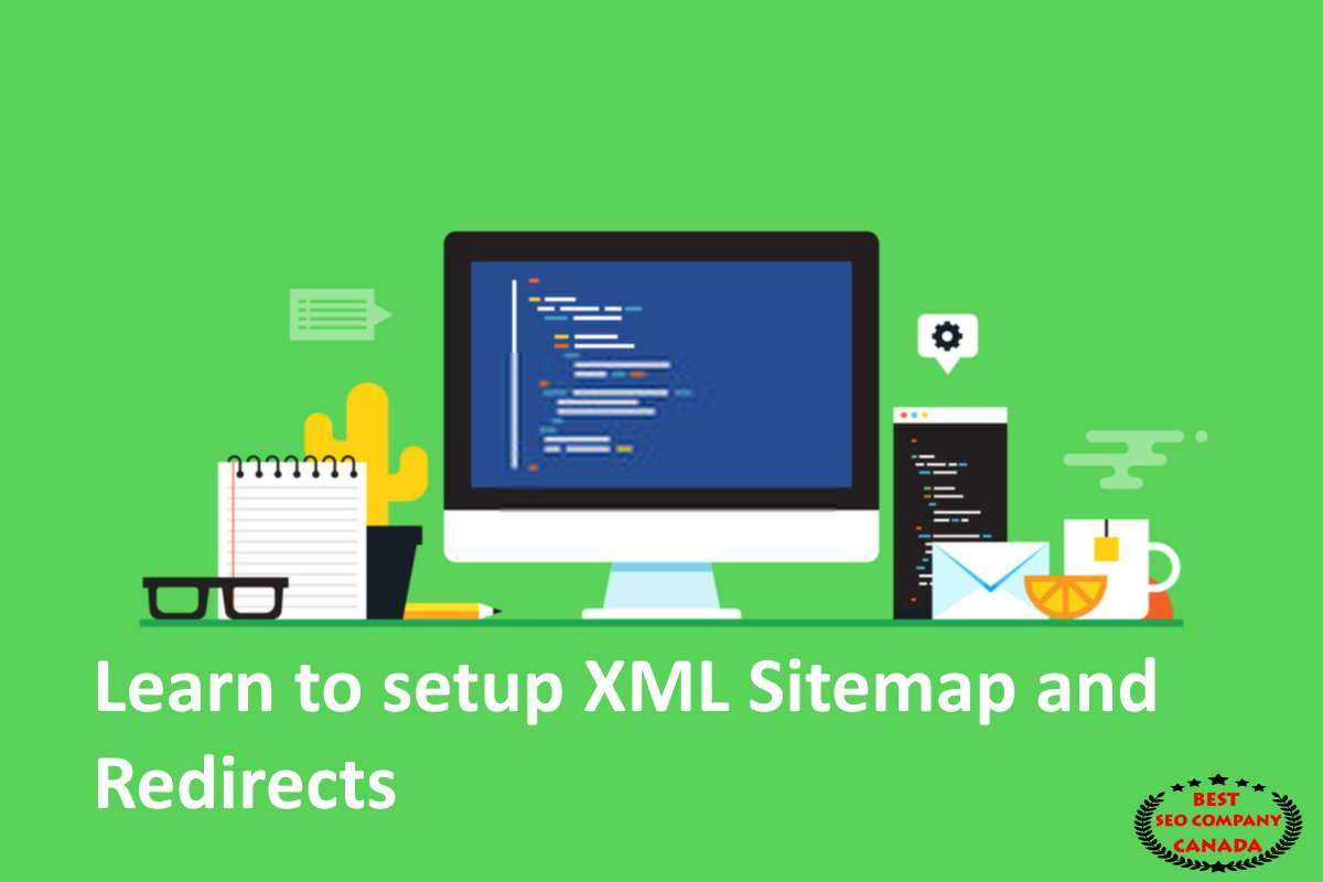 Setup XML Sitemaps and Redirects