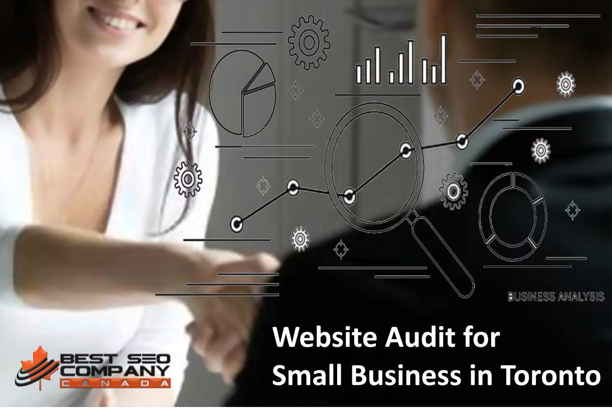 website audit for small business in toronto canada